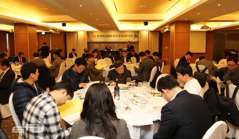 풍력산업협회는 3월 22일 2019년 정기총회를 개최하고 올해 주요 사업계획을 의결했다.
